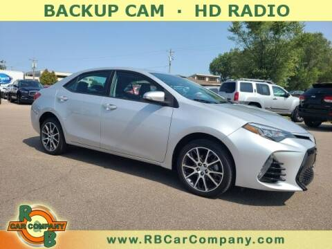 2017 Toyota Corolla for sale at R & B Car Company in South Bend IN