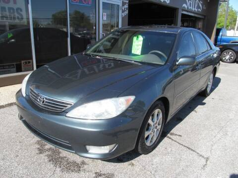 2005 Toyota Camry for sale at Arko Auto Sales in Eastlake OH