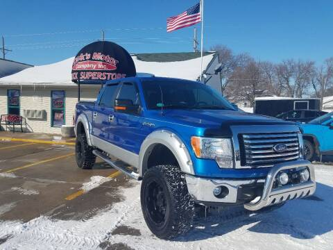 2011 Ford F-150 for sale at DICK'S MOTOR CO INC in Grand Island NE