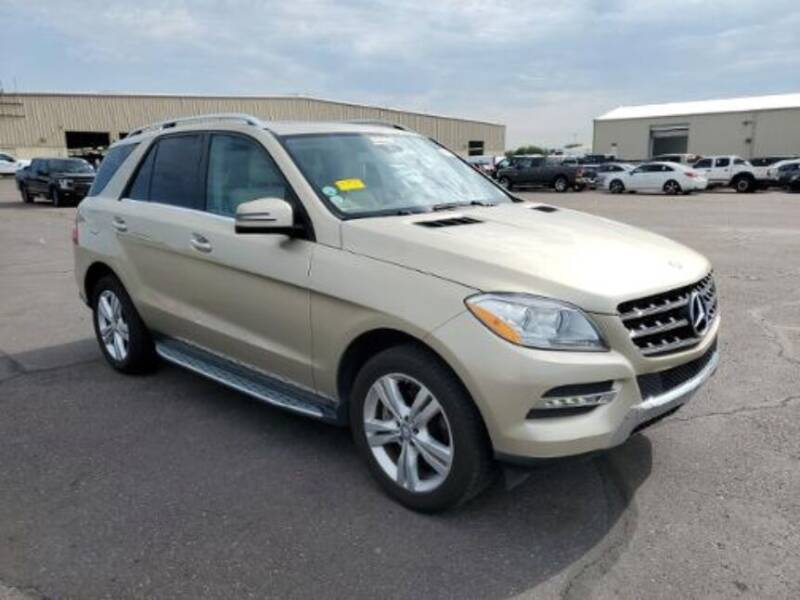 2013 Mercedes-Benz M-Class for sale at A.I. Monroe Auto Sales in Bountiful UT