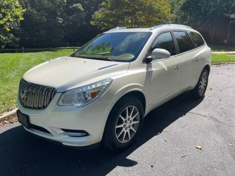 2015 Buick Enclave for sale at Bowie Motor Co in Bowie MD