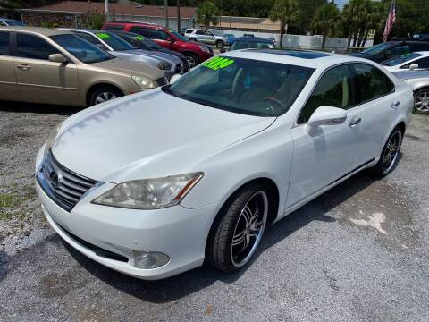 2010 Lexus ES 350 for sale at Auto Mart - Dorchester in North Charleston SC