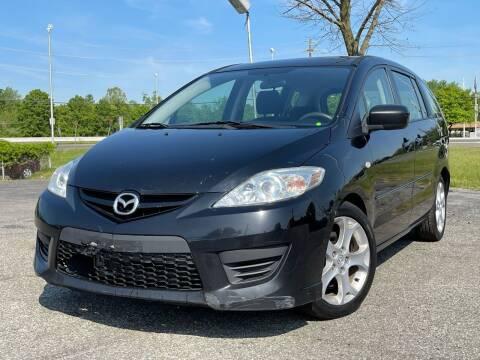 2009 Mazda MAZDA5 for sale at MAGIC AUTO SALES in Little Ferry NJ