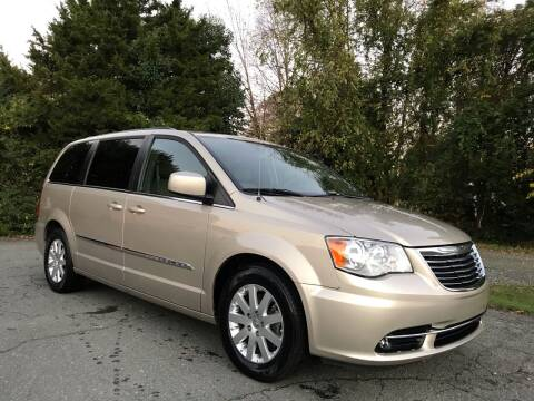 2016 Chrysler Town and Country for sale at Pristine AutoPlex in Burlington NC