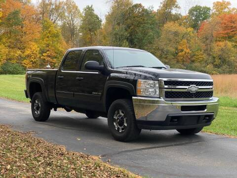 2011 Chevrolet Silverado 2500HD for sale at CMC AUTOMOTIVE in Roann IN