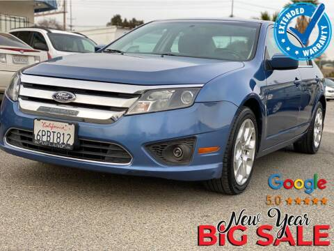 2010 Ford Fusion for sale at Gold Coast Motors in Lemon Grove CA
