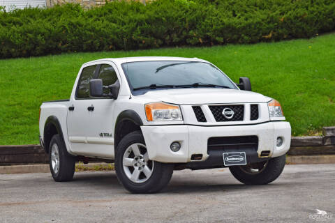 2011 Nissan Titan for sale at Rosedale Auto Sales Incorporated in Kansas City KS