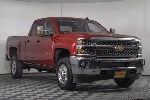 2019 Chevrolet Silverado 2500HD for sale at Washington Auto Credit in Puyallup WA