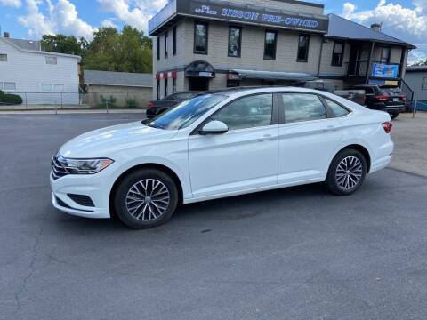2019 Volkswagen Jetta for sale at Sisson Pre-Owned in Uniontown PA