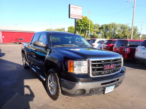 2009 GMC Sierra 1500 Hybrid for sale at Marty's Auto Sales in Savage MN