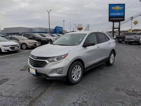2021 Chevrolet Equinox for sale at Strosnider Chevrolet in Hopewell VA