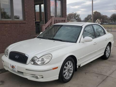 2005 Hyundai Sonata for sale at CARS4LESS AUTO SALES in Lincoln NE
