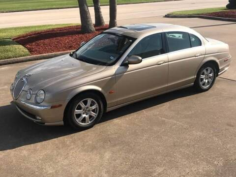 2003 Jaguar S-Type for sale at M A Affordable Motors in Baytown TX