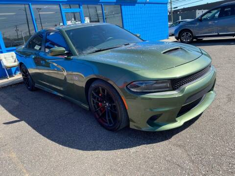 2018 Dodge Charger for sale at M-97 Auto Dealer in Roseville MI