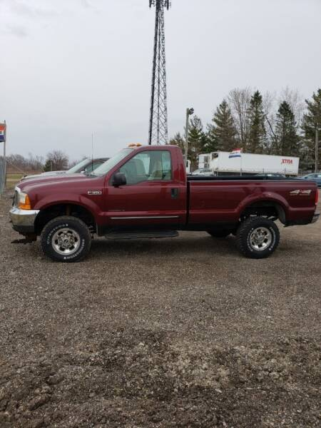 1999 Ford F-350 Super Duty for sale at Highway 16 Auto Sales in Ixonia WI