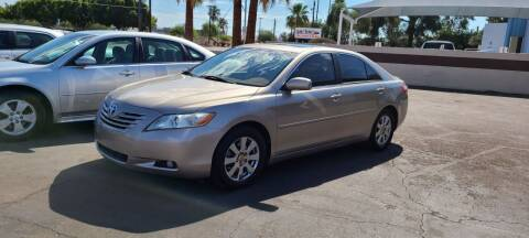 2009 Toyota Camry for sale at Auto Solutions in Mesa AZ