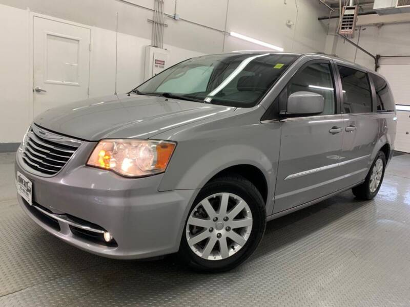 2013 Chrysler Town and Country for sale at TOWNE AUTO BROKERS in Virginia Beach VA
