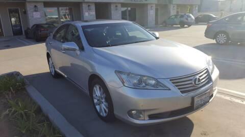 2010 Lexus ES 350 for sale at Ammari Motors, LLC in Gardena CA