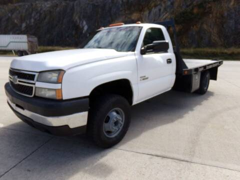 2007 Chevrolet Silverado 3500 CC Classic for sale at Mountain Truck Center in Medley WV