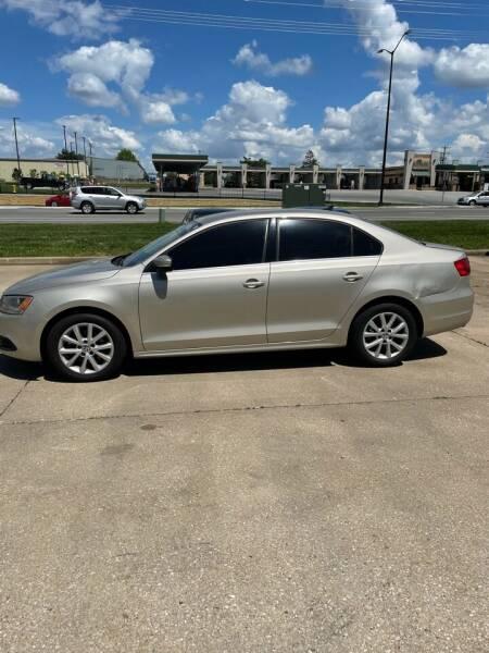 2014 Volkswagen Jetta for sale at D & J's Automotive Sales LLC in Olathe KS