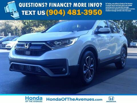 2021 Honda CR-V for sale at Honda of The Avenues in Jacksonville FL