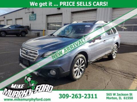 2017 Subaru Outback for sale at Mike Murphy Ford in Morton IL