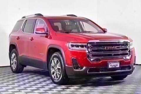 2021 GMC Acadia for sale at Washington Auto Credit in Puyallup WA