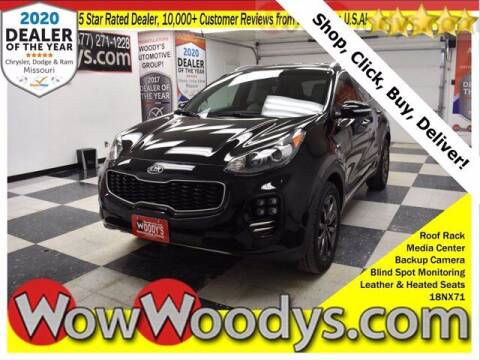 2018 Kia Sportage for sale at WOODY'S AUTOMOTIVE GROUP in Chillicothe MO