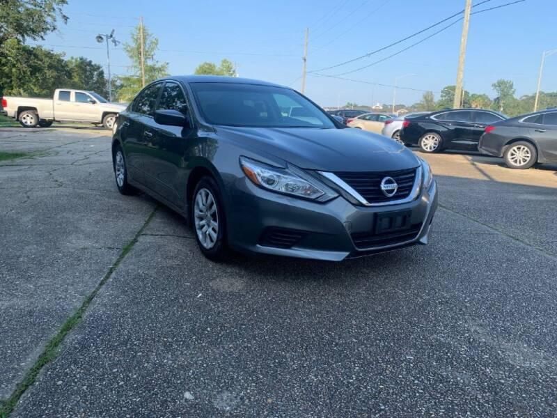 2018 Nissan Altima for sale at Exit 1 Auto in Mobile AL