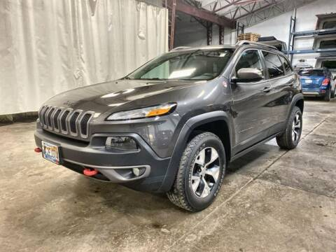 2015 Jeep Cherokee for sale at Waconia Auto Detail in Waconia MN