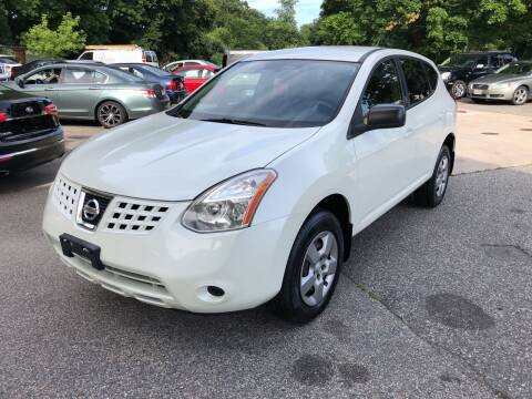 2009 Nissan Rogue for sale at Barga Motors in Tewksbury MA
