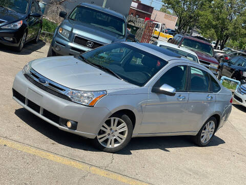 2011 Ford Focus for sale at Exclusive Auto Group in Cleveland OH