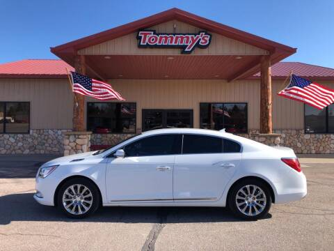 2014 Buick LaCrosse for sale at Tommy's Car Lot in Chadron NE