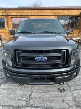 2014 Ford F-150 for sale at Country Auto Sales Inc. in Bristol VA