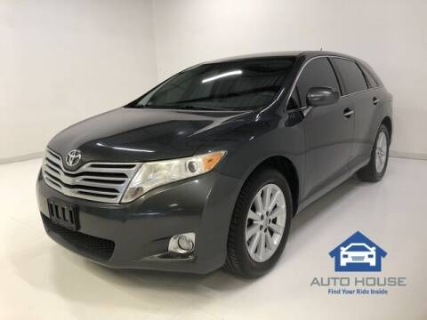 2010 Toyota Venza for sale at AUTO HOUSE PHOENIX in Peoria AZ