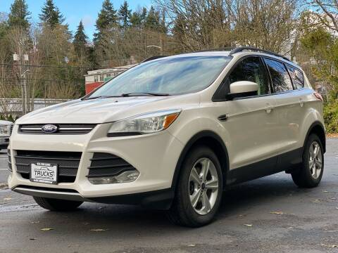 2013 Ford Escape for sale at Trucks Plus in Seattle WA