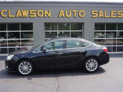 2013 Buick Verano for sale at Clawson Auto Sales in Clawson MI