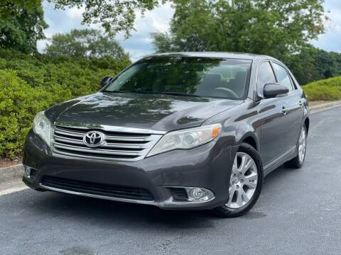 2012 Toyota Avalon for sale at William D Auto Sales in Norcross GA