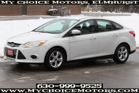 2014 Ford Focus for sale at Your Choice Autos - My Choice Motors in Elmhurst IL