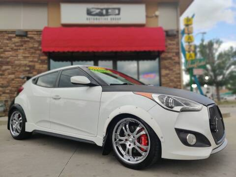 2015 Hyundai Veloster for sale at 719 Automotive Group in Colorado Springs CO