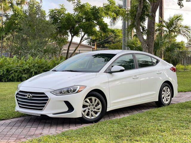 2017 Hyundai Elantra for sale at Citywide Auto Group LLC in Pompano Beach FL