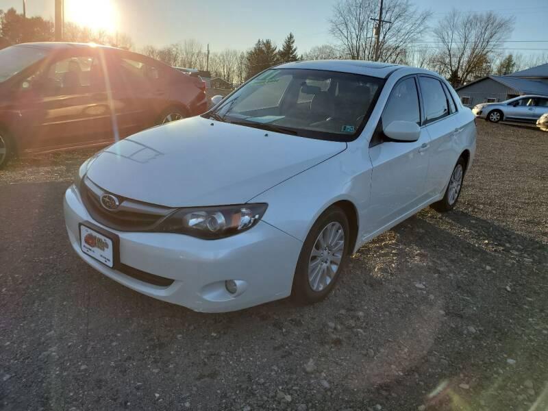 2011 Subaru Impreza AWD 2.5i Premium 4dr Sedan 4A - Wellsboro PA