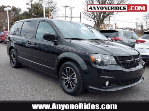 2017 Dodge Grand Caravan for sale at ANYONERIDES.COM in Kingsville MD