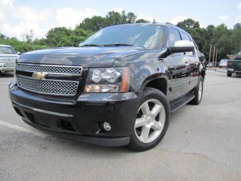 2007 Chevrolet Avalanche for sale at Atlanta Luxury Motors Inc. in Buford GA