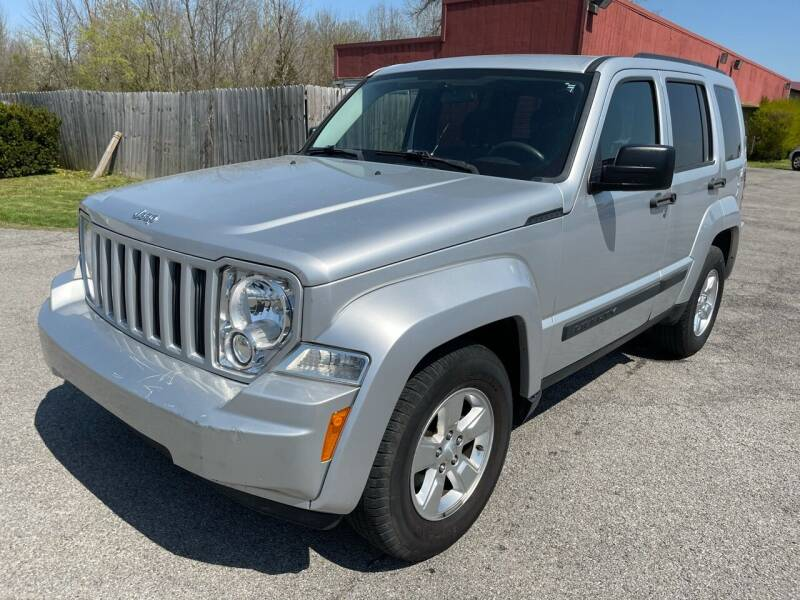2012 Jeep Liberty for sale at Best Buy Auto Sales in Murphysboro IL