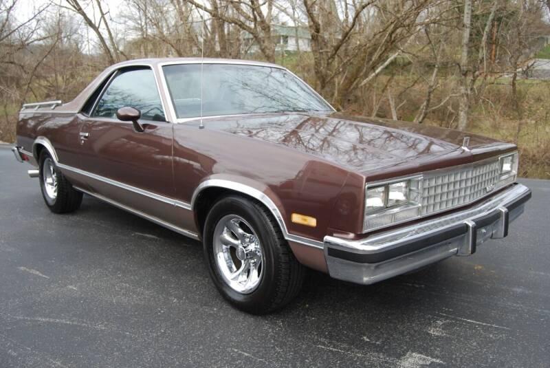 1984 GMC Caballero for sale at DOE RIVER AUTO SALES in Elizabethton TN