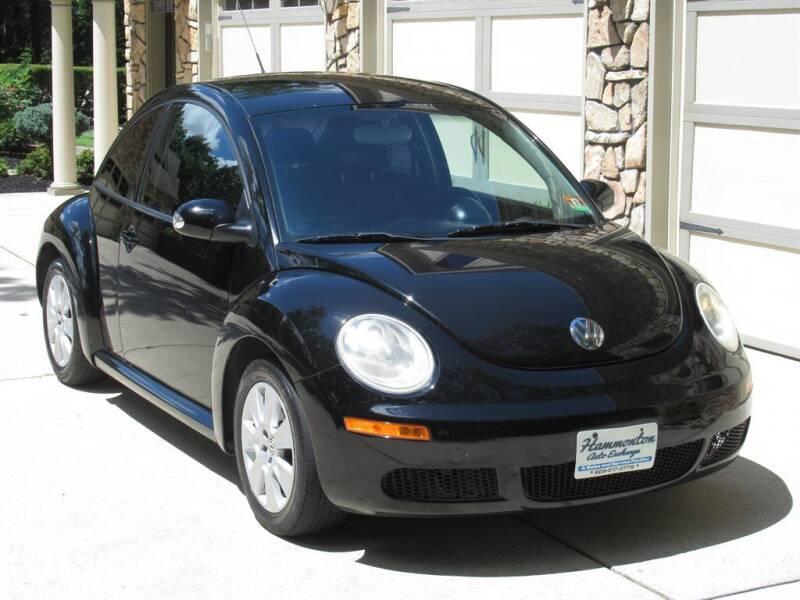 2009 Volkswagen New Beetle for sale at Hammonton Auto Exchange in Hammonton NJ