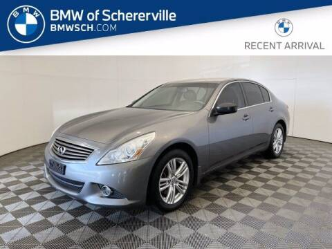 2013 Infiniti G37 Sedan for sale at BMW of Schererville in Shererville IN