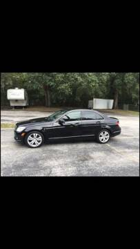 2010 Mercedes-Benz C-Class for sale at Royal Auto Mart in Tampa FL