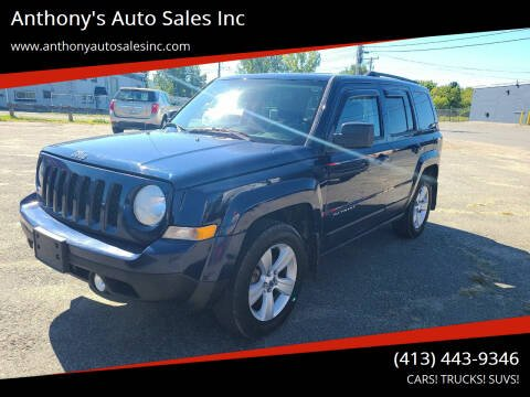 2014 Jeep Patriot for sale at Anthony's Auto Sales Inc in Pittsfield MA